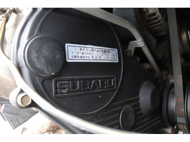 TB 4WD 5MT エアコン 車検R4年7月 タイミングベルト交換済み(R3年2月実施 内外装当社クリーニング済み(30枚目)