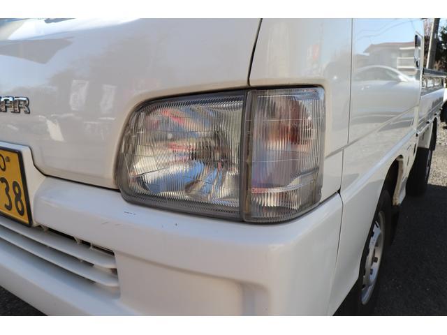 TB 4WD 5MT エアコン 車検R4年7月 タイミングベルト交換済み(R3年2月実施 内外装当社クリーニング済み(34枚目)