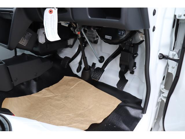 KC 届出済未使用車 4WD エアコン パワステ マニュアル(21枚目)