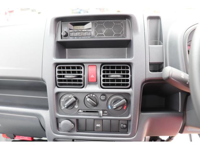 KC 届出済未使用車 4WD エアコン パワステ マニュアル(22枚目)