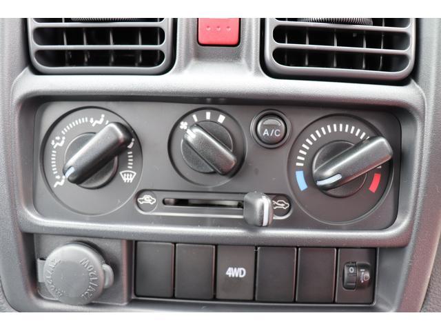 KC 届出済未使用車 4WD エアコン パワステ マニュアル(25枚目)