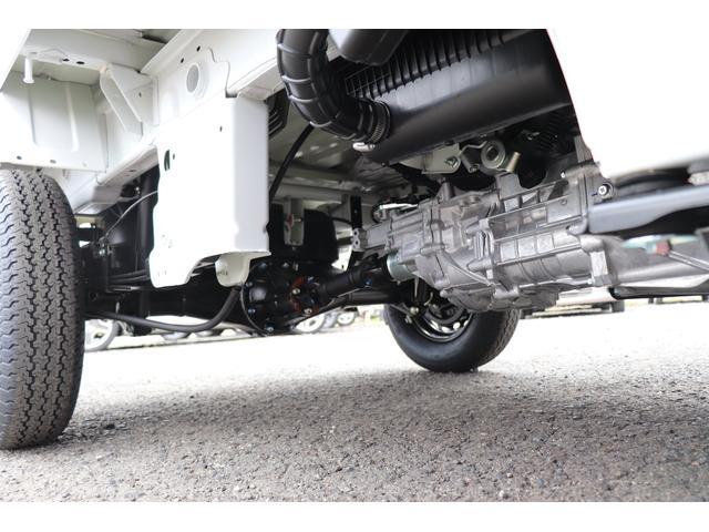 KC 届出済未使用車 4WD エアコン パワステ マニュアル(45枚目)