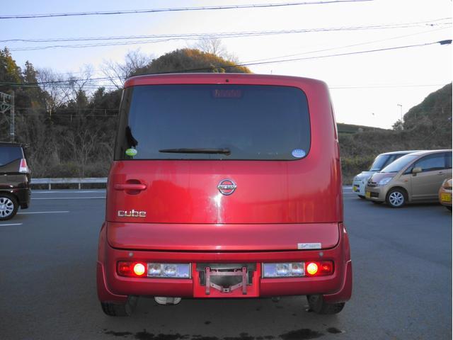 「日産」「キューブ」「ミニバン・ワンボックス」「静岡県」の中古車7