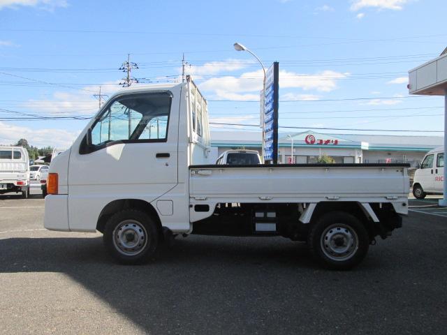 「スバル」「サンバートラック」「トラック」「栃木県」の中古車5
