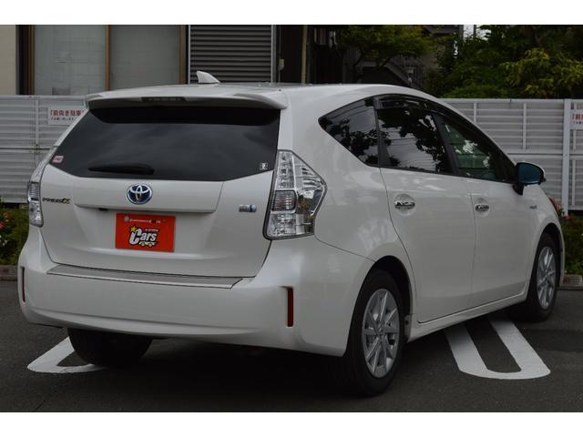 「トヨタ」「プリウスα」「ミニバン・ワンボックス」「東京都」の中古車7