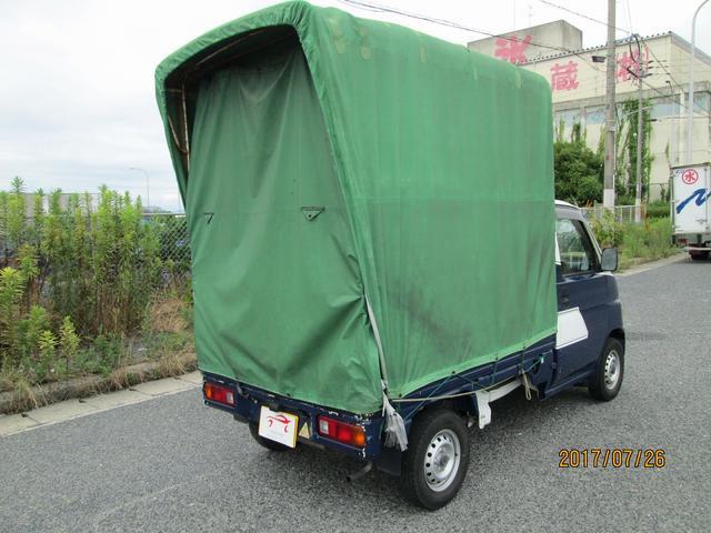 ホンダ アクティトラック 幌付 AT車 ETC エアコン