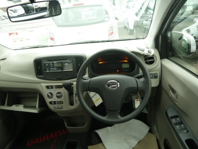 ダイハツ ミライース L キーレス ABS フル装備 CD