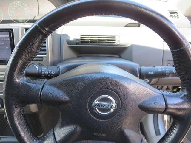 日産 エクストレイル X 4WD キーレス アルミ