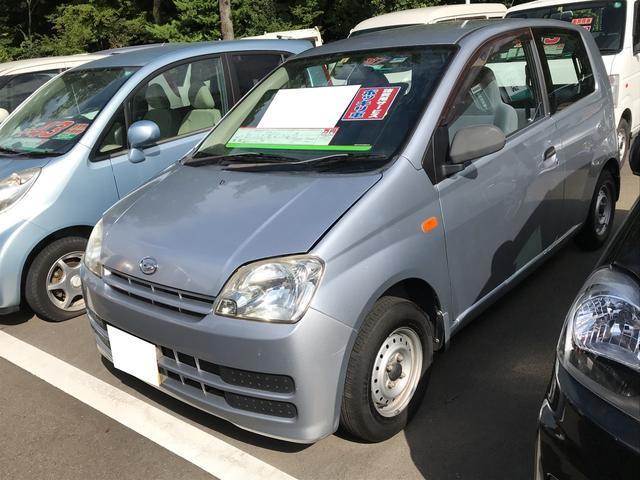 A 軽自動車 5速マニュアル エアコン 記録簿 パワステ(4枚目)