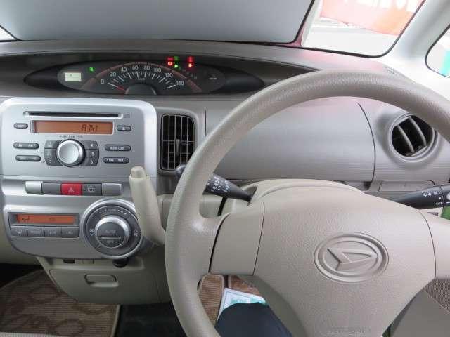 ダイハツ タント G スマートキー フル装備 ABS フルエアロ CD