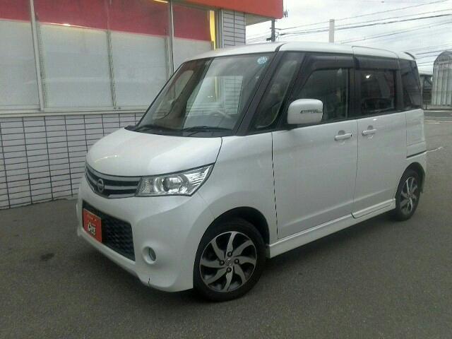 「日産」「ルークス」「軽自動車」「秋田県」の中古車6