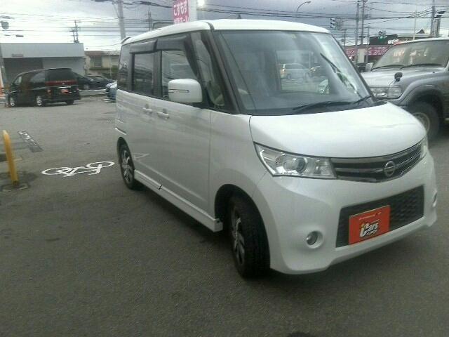 「日産」「ルークス」「軽自動車」「秋田県」の中古車7