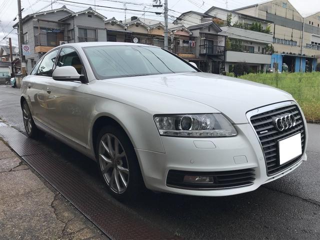 「アウディ」「A6」「セダン」「京都府」の中古車3