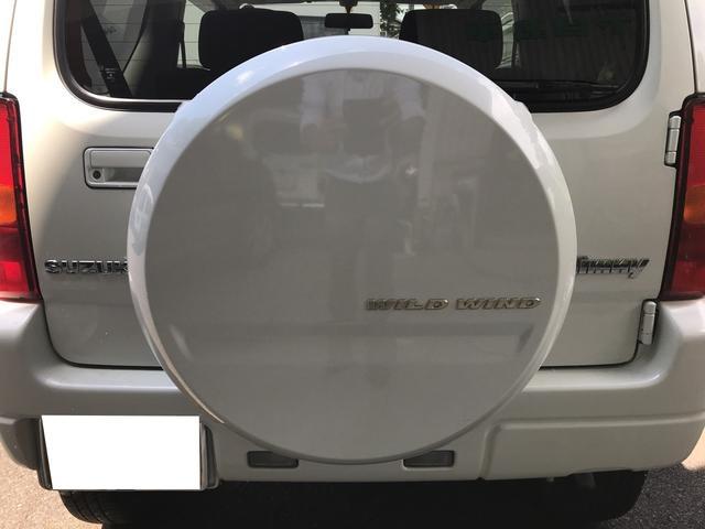 スズキ ジムニー ワイルドウインド 4WD 5MT キーレス シートヒーター