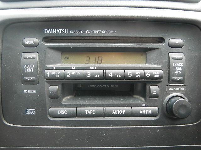 ダイハツ ミラ キーレス CD 電動格納ミラー 基本フル装備