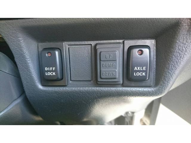 スズキ キャリイトラック キャリー キンタロウダンプ 4WD 走行1.5万 車検長期