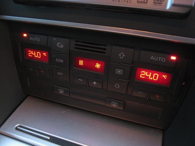エアコンはツインオートエアコン!快適な車内空間を保てますね☆