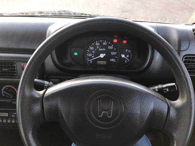 ホンダ アクティトラック SDX  エアコン パワステ 4WD 5速マニュアル