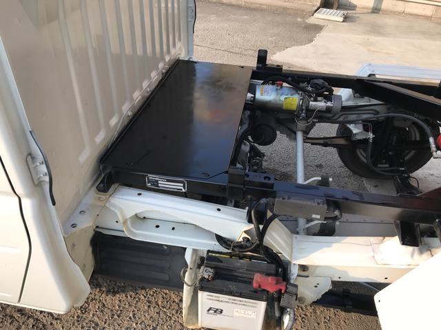 ダンプ エアコン パワステ 4WD 5速マニュアル(11枚目)