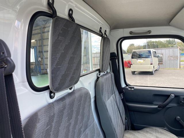 KC エアコン パワステ 切替4WD ETC マット アッパーメンバーガード 走行42773km 車検令和5年4月22日(15枚目)