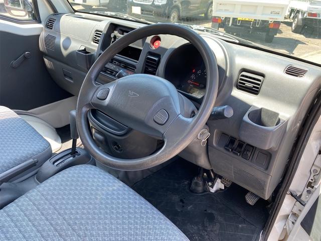 エアコン・パワステ スペシャル エアコン パワステ オートマチック 切替4WD 車検令和5年7月 走行43491KM(15枚目)