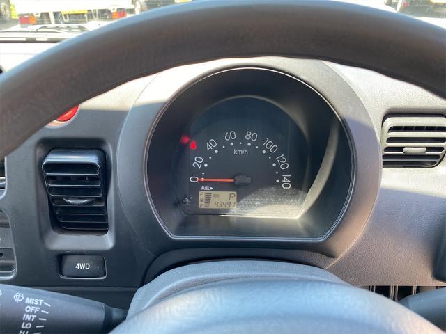 エアコン・パワステ スペシャル エアコン パワステ オートマチック 切替4WD 車検令和5年7月 走行43491KM(19枚目)