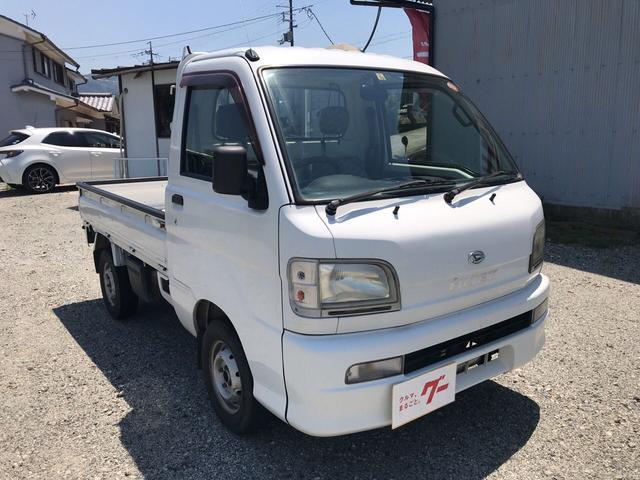 「ダイハツ」「ハイゼットトラック」「トラック」「奈良県」の中古車3