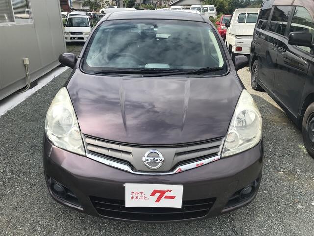 「日産」「ノート」「コンパクトカー」「奈良県」の中古車2
