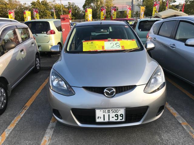 「マツダ」「デミオ」「コンパクトカー」「福岡県」の中古車2