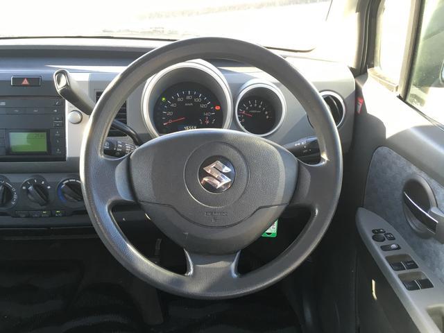スズキ ワゴンR FX CD