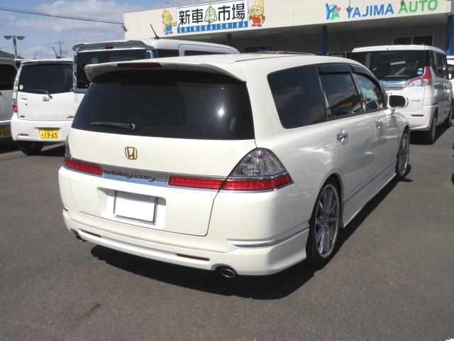 「ホンダ」「オデッセイ」「ミニバン・ワンボックス」「栃木県」の中古車3