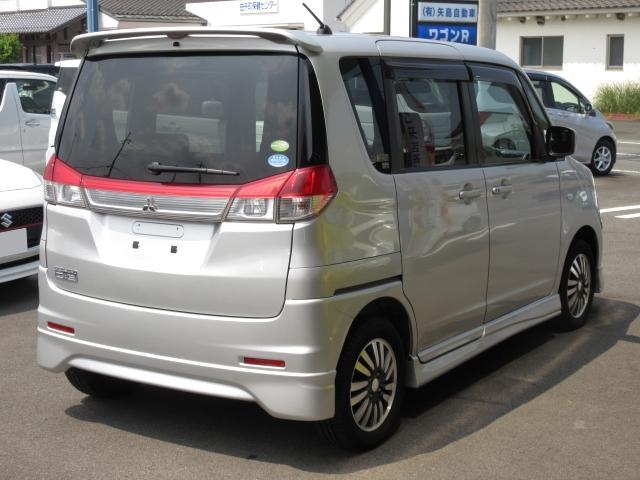 「三菱」「デリカD:2」「ミニバン・ワンボックス」「栃木県」の中古車2