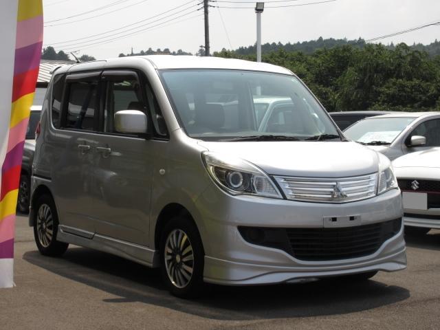 「三菱」「デリカD:2」「ミニバン・ワンボックス」「栃木県」の中古車19
