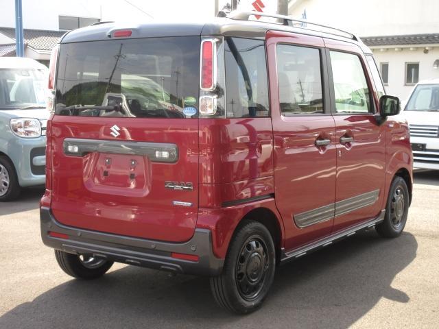 「スズキ」「スペーシアギア」「コンパクトカー」「栃木県」の中古車3