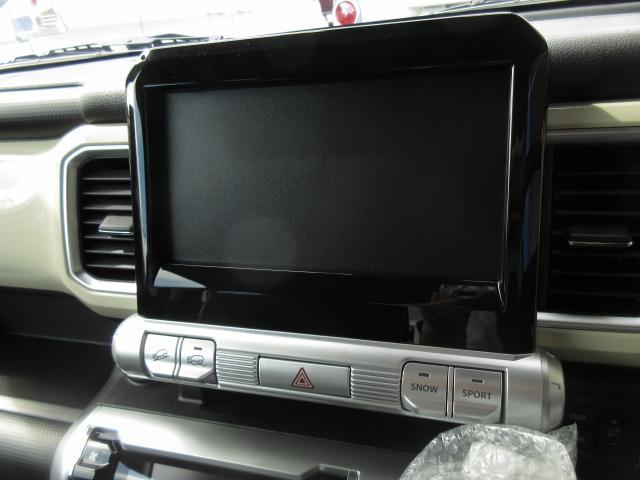 ハイブリッドMZ 4WD スズキセーフティサポート(8枚目)