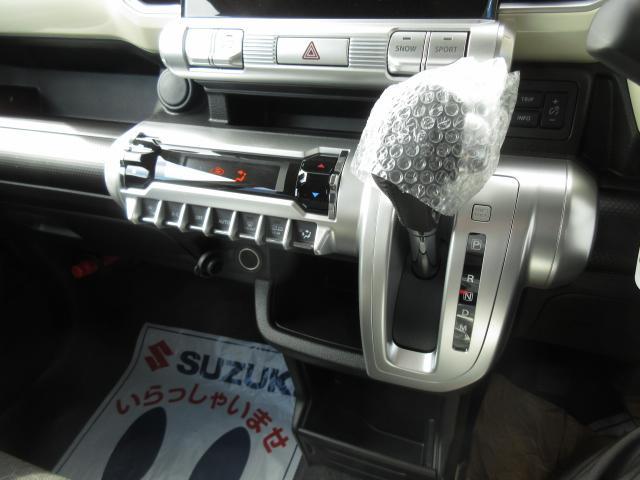 ハイブリッドMZ 4WD スズキセーフティサポート(9枚目)