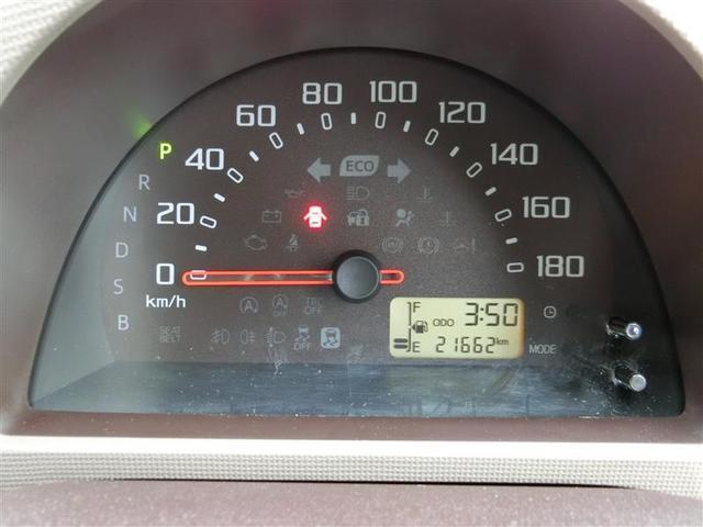 トヨタ パッソ X Gパッケージ スマートキー ベンチシート イモビライザー