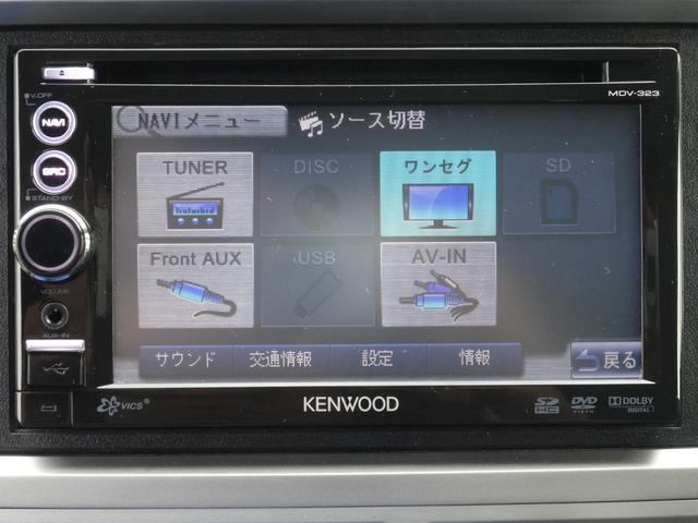 ホンダ ゼスト D メモリーナビ 地デジ DVD再生 キーフリー