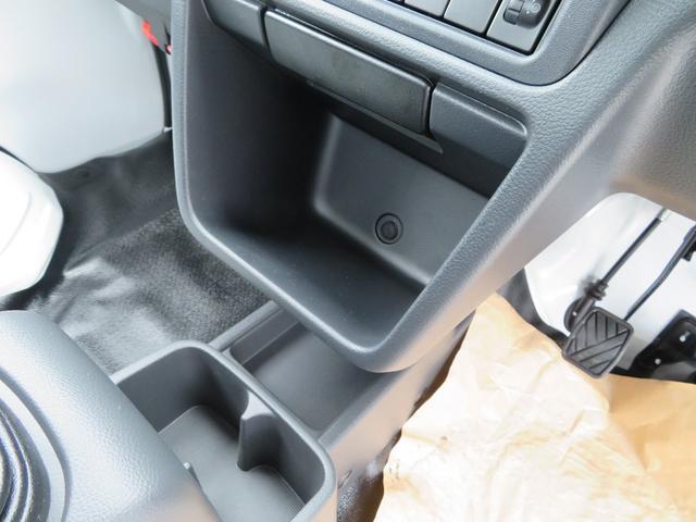 KCエアコン・パワステ 4WD 5MT パワステ エアコン(6枚目)