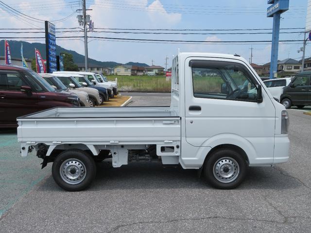 KCエアコン・パワステ 4WD 5MT パワステ エアコン(12枚目)