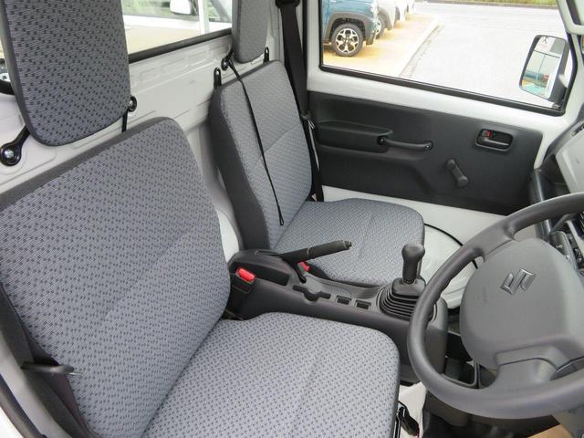 KCエアコン・パワステ 4WD 5MT パワステ エアコン(13枚目)
