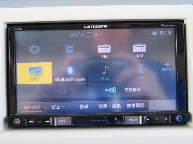 X SDナビ バックカメラ ETC BTオーディオ フルセグ プッシュスタート リモコンキー2個(3枚目)