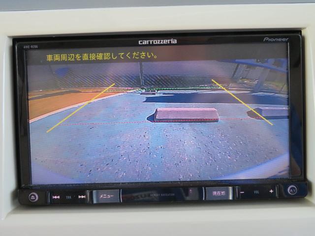 X SDナビ バックカメラ ETC BTオーディオ フルセグ プッシュスタート リモコンキー2個(4枚目)
