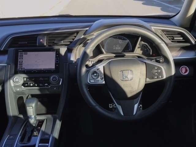 セダン ホンダセンシング 走行36000km 純正メモリーナビ バックカメラ 社外前後ドラレコ LED ETC Bluetooth シートヒーター 純正アルミ VSA クルーズコントロール ワンオーナー(16枚目)