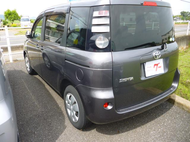 トヨタ シエンタ Xリミテッド 左パワースライドドア キーレス フル装備ABS
