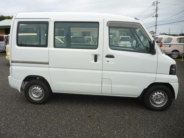 「三菱」「ミニキャブバン」「軽自動車」「群馬県」の中古車5