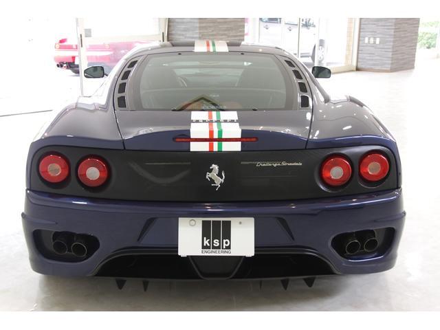 フェラーリ フェラーリ チャレンジストラダーレ タイベル交換付き