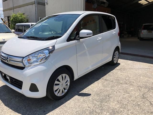 「日産」「デイズ」「コンパクトカー」「徳島県」の中古車6