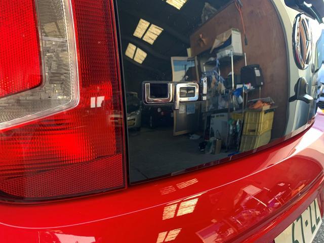 「フォルクスワーゲン」「VW アップ!」「コンパクトカー」「徳島県」の中古車35