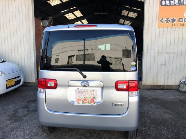 「ダイハツ」「タント」「コンパクトカー」「徳島県」の中古車3